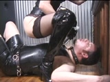 Bent Over and Spanked by Mistress