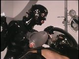 Rubber and Latex Femdom