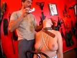 Hardcore Dungeon Bondage Sex Slaves