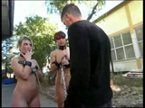 Outdoor bondage and discipline
