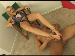 Foot Smothering