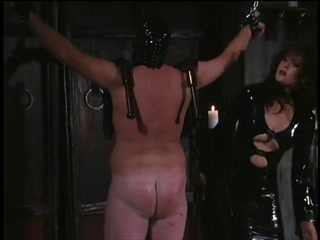 Mistress and two male slaves