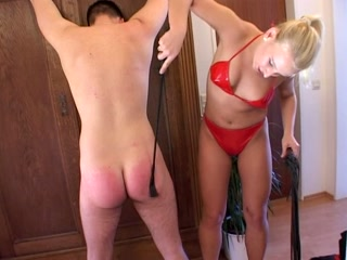 Spanking and small penis humiliation