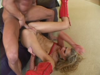 BDSM slut fucked in all holes