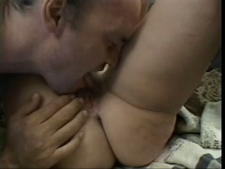 Mature woman gets her pussy licked and fucked