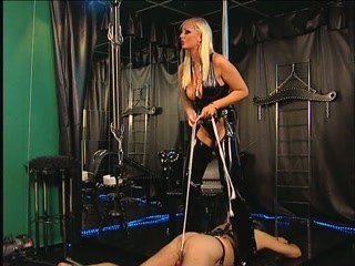 Hardcore CBT BDSM Mistress